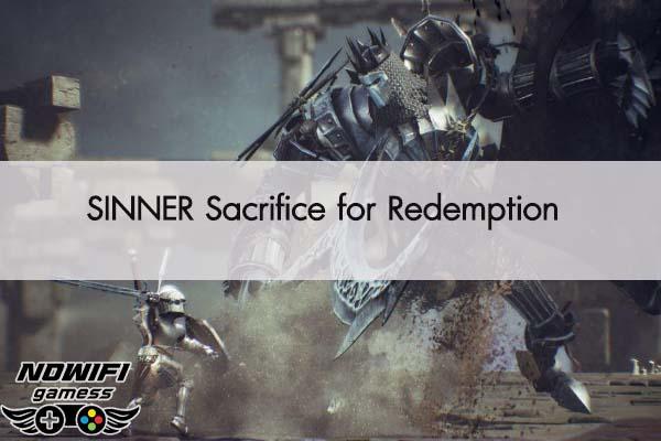 SINNER Sacrifice for Redemption
